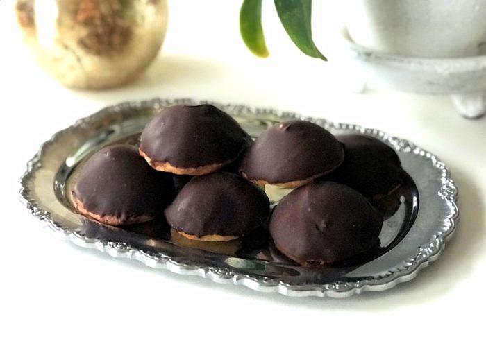 Glutenfria chokladbiskvier