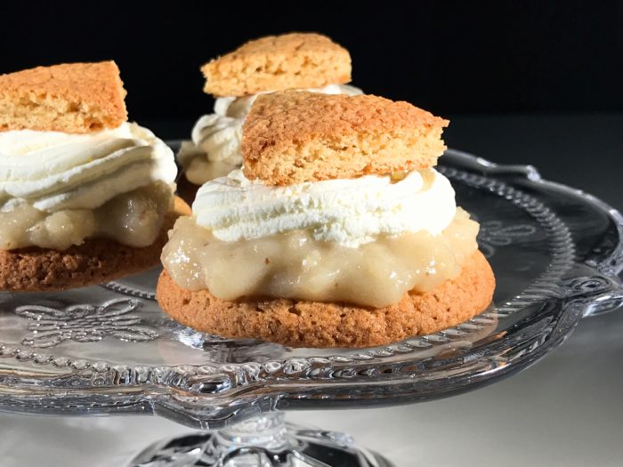 Glutenfria semmelcookies