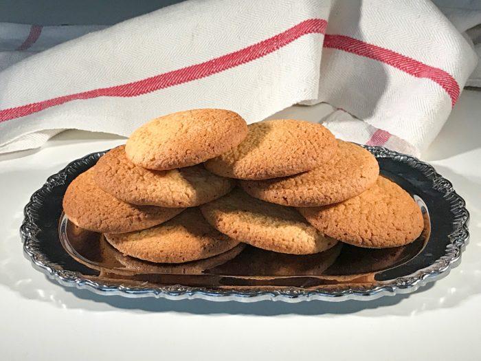 Glutenfria kardemummakakor
