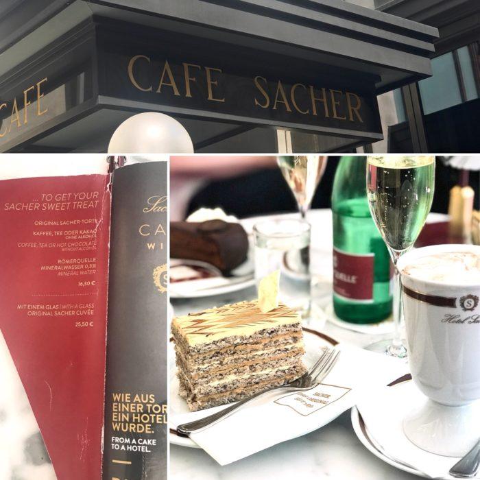 Glutenfritt fika på Café Sacher