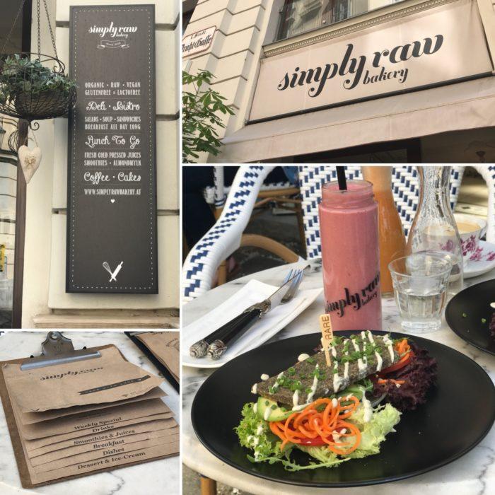 Glutenfri lunch Wien